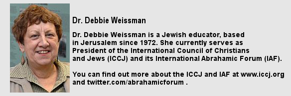 GMABlogBios-Dr. Debbie Weissman