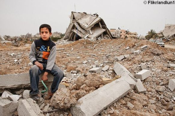 Gaza seige