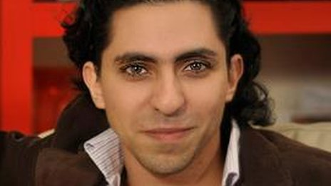 Reporters Without Borders award Raif Badawi the Netizen Prize for 2014 (1/2)