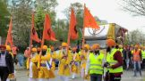 Nagar Kirtan Procession in Essen, Germany